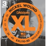 D´Addario EXL110-3D Regular Light (10-46)