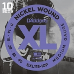 D´Addario EXL115-10P Blues/Jazz Rock (11-49)