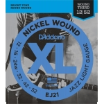 D´Addario EJ21 Jazz Light (12-52)