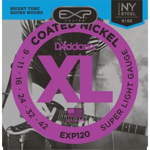 D´Addario EXP120 Super Light (09-42)
