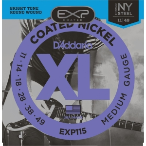 D´Addario EXP115 Medium (11-49)
