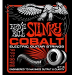 Ernie Ball 2715 Cobalt Top Heavy Bottom (10-52)