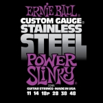 Ernie Ball 2245 (11-48) Stainless Steel Power Slinky