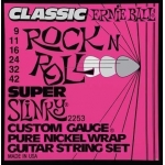 Ernie Ball 2253 (9-42) Pure Nickel Super Slinky