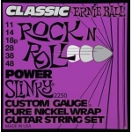 Ernie Ball 2250 (11-48) Pure Nickel Power Slinky