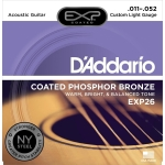D´Addario EXP26 Custom Light (11-52). Cuerdas guitarra acústica