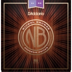 Daddario NB1152 Nickel Bronze Custom Light (11-52)