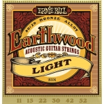 Ernie Ball Earthwood 11-52 Light. Cuerdas acústica