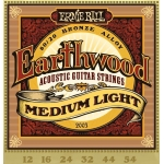 Ernie Ball Earthwood 12-54 Medium Light. Cuerdas acústica
