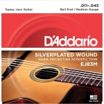 D´Addario EJ83M Gypsy Jazz Medium (11-45)