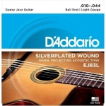 D´Addario EJ83L Gypsy Jazz Light (10-44)