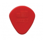 Púa Dunlop Nylon Jazz I (1.10 mm) roja