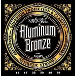 Ernie Ball 11-52 Aluminum Bronze 2568 Light