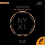 Pack D´Addario NYXL 10-46 + Manivela Planet Waves DP002