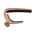 Cejilla Daddario Planet Waves NS Capo Pro Metallic Bronze