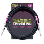 Cable Ernie Ball Ultraflex EB6048 Negro (3m)