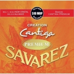 Savarez Cantiga Premium Creation 510MRP. Tensión media