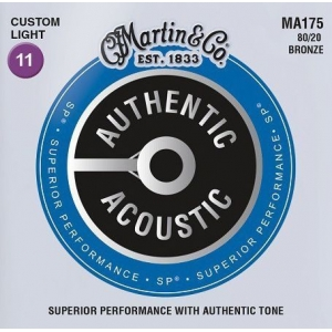 Martin MA175 Authentic Acoustic SP 80/20 Bronze (11-52)