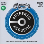 Martin MA170 Authentic Acoustic SP (10-47) 80/20 Bronze