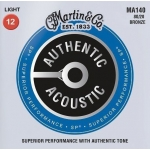 Martin MA140 Authentic SP 80/20 Bronze Light 12-54