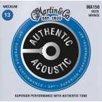 Martin MA150 Authentic SP 80/20 Bronze Medium 13-56
