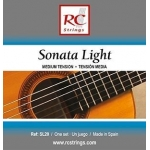 Royal Classics Sonata Light. Cuerdas Guitarra Clásica-Flamenca