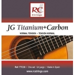 Royal Classics JG Titanium and Carbon. Cuerdas guitarra