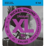 D´Addario EXL130. Extra Super Light (8-38)