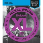 D´Addario EXL120BT Balanced Tension Super Light (09-40)