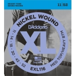 D´Addario EXL115 Blues/Jazz Rock (11-49)