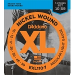 Daddario EXL110-7 Regular Light 7 cuerdas (10-56)