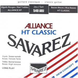 Savarez HT Alliance 540ARJ. Tensión mixta