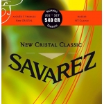 Savarez HT New Cristal 540CR. Tensión media