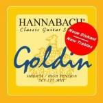 Cuerda 4ª (Re) Hannabach Goldin 7254MHT.