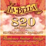 La Bella 820 Elite. Cuerdas guitarra flamenca